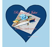 Romeo and Juliet Heart Photographic Print