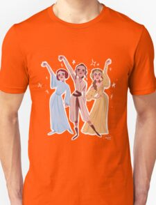 Work! (The Schuywalkers) T-Shirt
