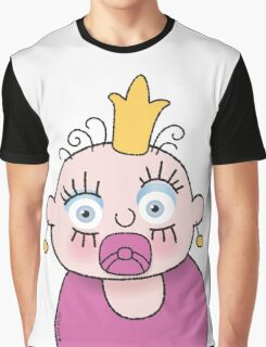 Petite Princesse - Beau Bébé Graphic T-Shirt