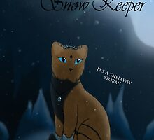Swirl the Snow Keeper poster by TheLostHope