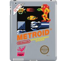 Metroid NES iPad Case/Skin