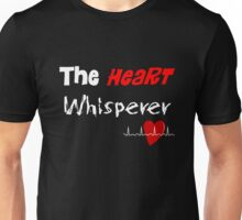 The Heart Whisperer Unisex T-Shirt