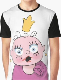 Little Princess - Now, Back Off ! Graphic T-Shirt