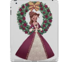 As long as there's christmas iPad Case/Skin
