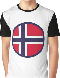 Marked by Norway Graphic T-Shirt