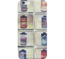Film Collage #3 iPhone Case/Skin