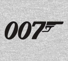 007 james bond by dissimulo
