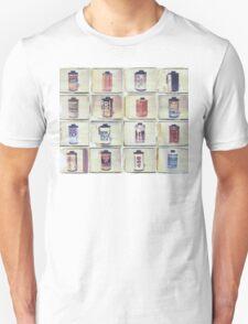 Film Collage #2 Unisex T-Shirt