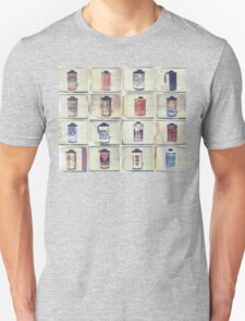Film Collage #2 Unisex T-Shirt