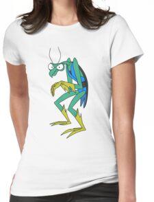 Zorak Womens Fitted T-Shirt