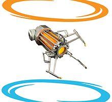 Portal Gravity Gun by Grinalass
