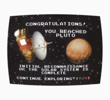 Achievement Unlocked: Pluto! by thelogbook