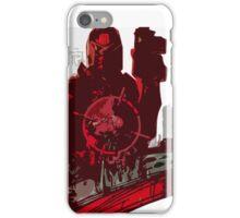 Judge Dredd iPod Case iPhone Case/Skin