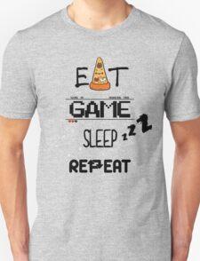 EAT, GAME, SLEEP, REPEAT Unisex T-Shirt