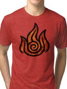 Firebending - Avatar the Last Airbender Tri-blend T-Shirt
