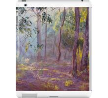 'The Coolness of Morning' iPad Case/Skin