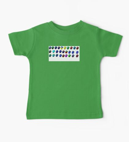 reptile games  Baby Tee