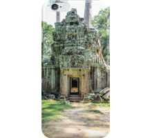 Old Temple of Cambodia iPhone Case/Skin