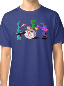 Maniac Mansion Pixel Style- Retro DOS game fan items Classic T-Shirt
