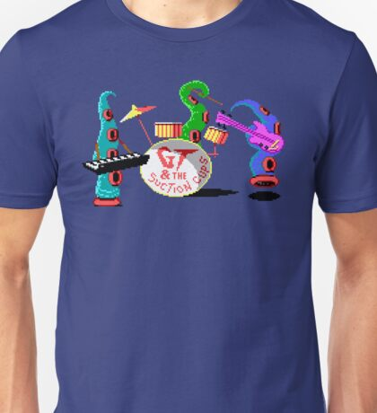 Maniac Mansion Pixel Style- Retro DOS game fan items Unisex T-Shirt