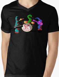 Maniac Mansion Pixel Style- Retro DOS game fan items Mens V-Neck T-Shirt