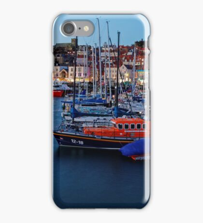 YORKSHIRE HARBOUR iPhone Case/Skin