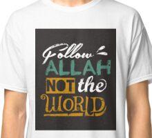 Allah Classic T-Shirt
