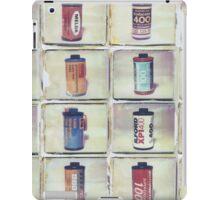 Film Collage #5 iPad Case/Skin
