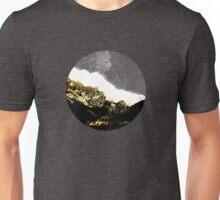 Golden Mountain  Unisex T-Shirt