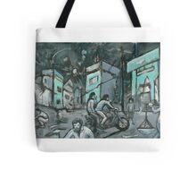 'Twilight in Hanoi' Tote Bag