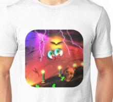 Haunted House II 3-D Unisex T-Shirt