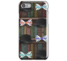 Bowlers and Bow Ties iPhone Case/Skin