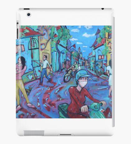'Hanoi Street' iPad Case/Skin