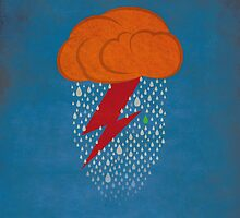 Bowie storm by juliusllopis