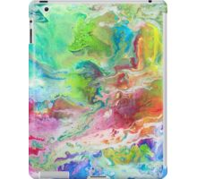 Psychedelic Rivers iPad Case/Skin