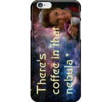 There is coffee in that nebula - Kathryn janeway Star Trek Voyager iPhone Case/Skin