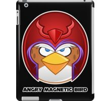 Angry Magnetic Bird  iPad Case/Skin
