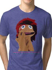 Zippy Played Guitar Tri-blend T-Shirt