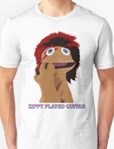 Zippy Played Guitar Unisex T-Shirt