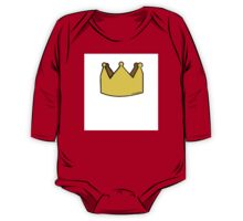Crown One Piece - Long Sleeve