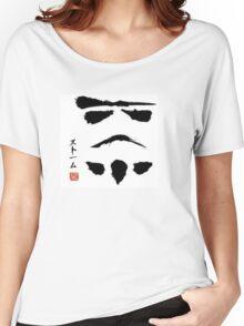Stormtrooper chan Women's Relaxed Fit T-Shirt