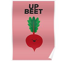 Up Beet Poster