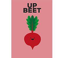 Up Beet Photographic Print