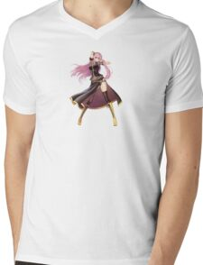 megurine luka Mens V-Neck T-Shirt
