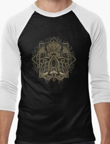 Cthulhumicon Men's Baseball ¾ T-Shirt
