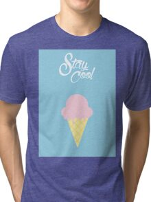 Stay Cool Tri-blend T-Shirt
