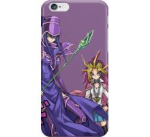 Yugi and The Dark Magician iPhone Case/Skin