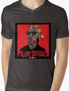 Young Thugs Slime Season Best friend Mens V-Neck T-Shirt