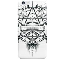 Non timebo mala V.2 iPhone Case/Skin