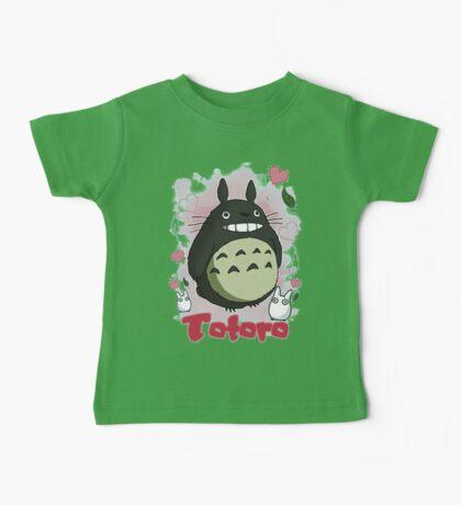 Cute Totoro Love Baby Tee